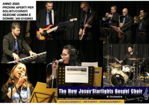 Coro Gospel Jesusstarlights